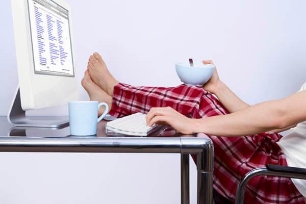 melhorar a concentração durante o trabalho