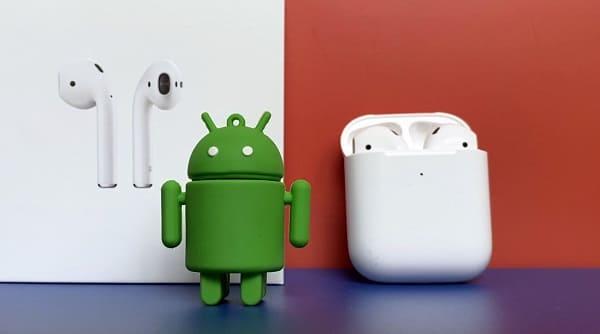 Como conectar e configurar airpods no android