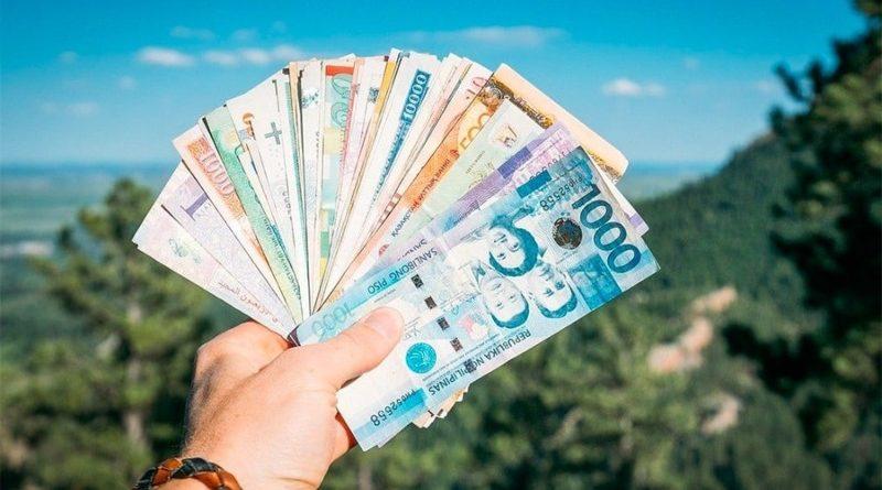 Como levar dinheiro para uma viagem