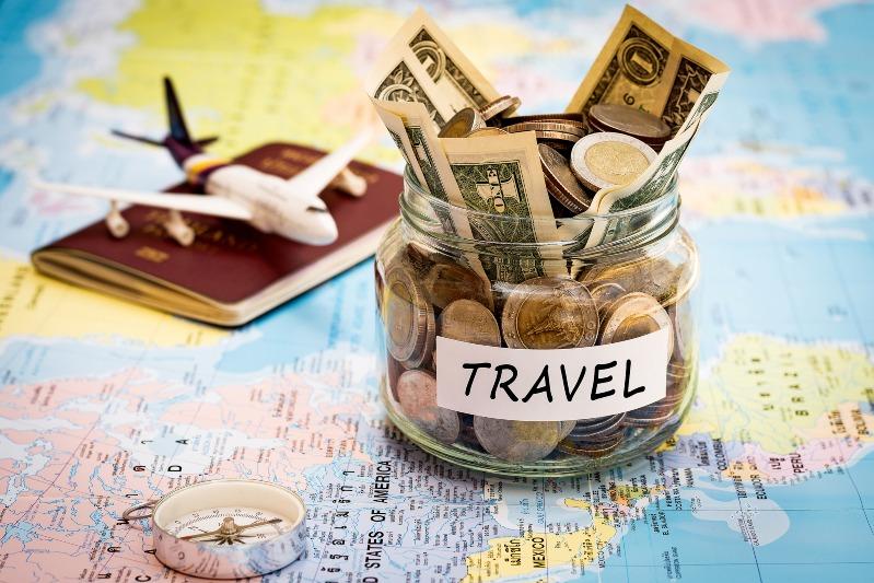 Como levar dinheiro para uma viagem no exterior