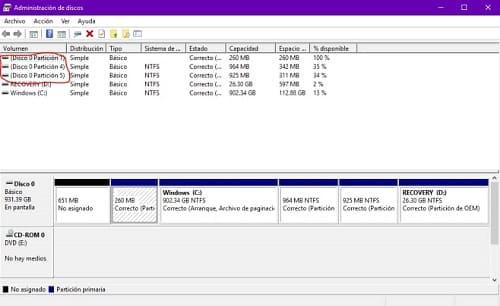 Particionando o HD no Windows 7
