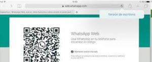 whatsapp web no celular 6 min