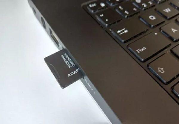 Notebook não Reconhece Cartão SD