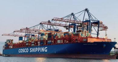 maiores navios cargueiros do mundo
